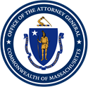 Attorney General Commonwealth of Mass Logo